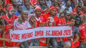 Simba SC fans.