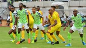 Nigeria soar in latest Fifa World Rankings