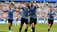 Uruguay Russia World Cup 2018