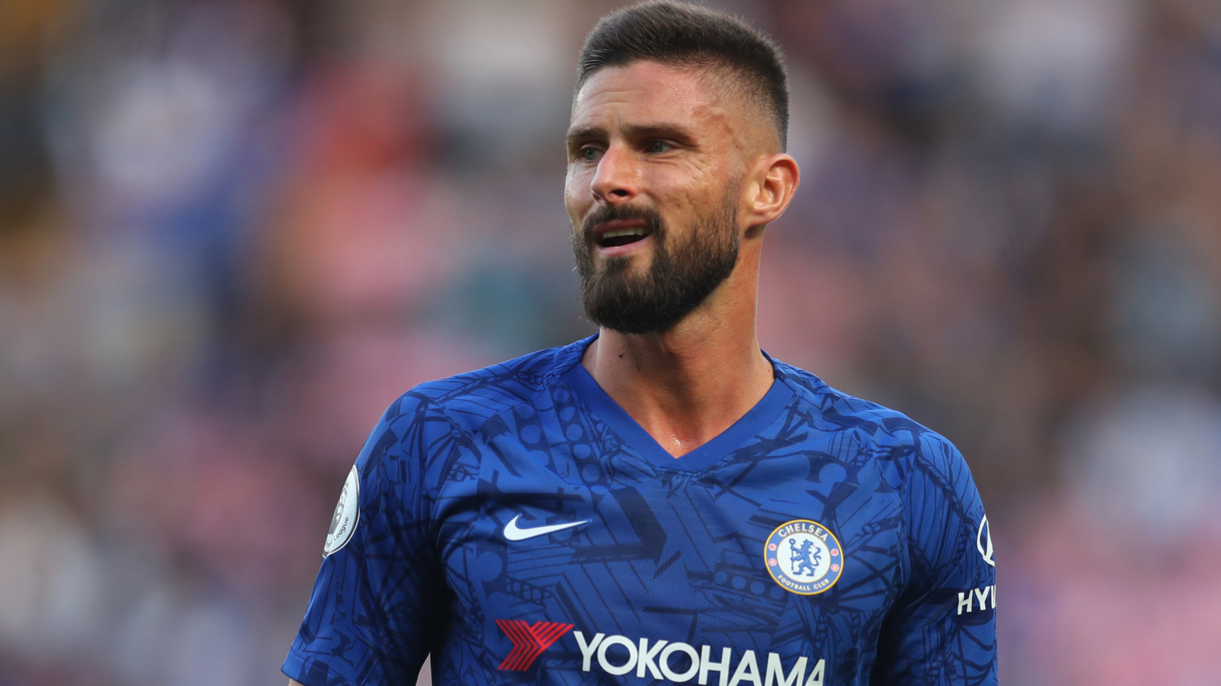 Lampard admits Giroud leaving Chelsea is 'something that could happen' in January