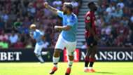 Manchester City AFD Bournemouth Aguero