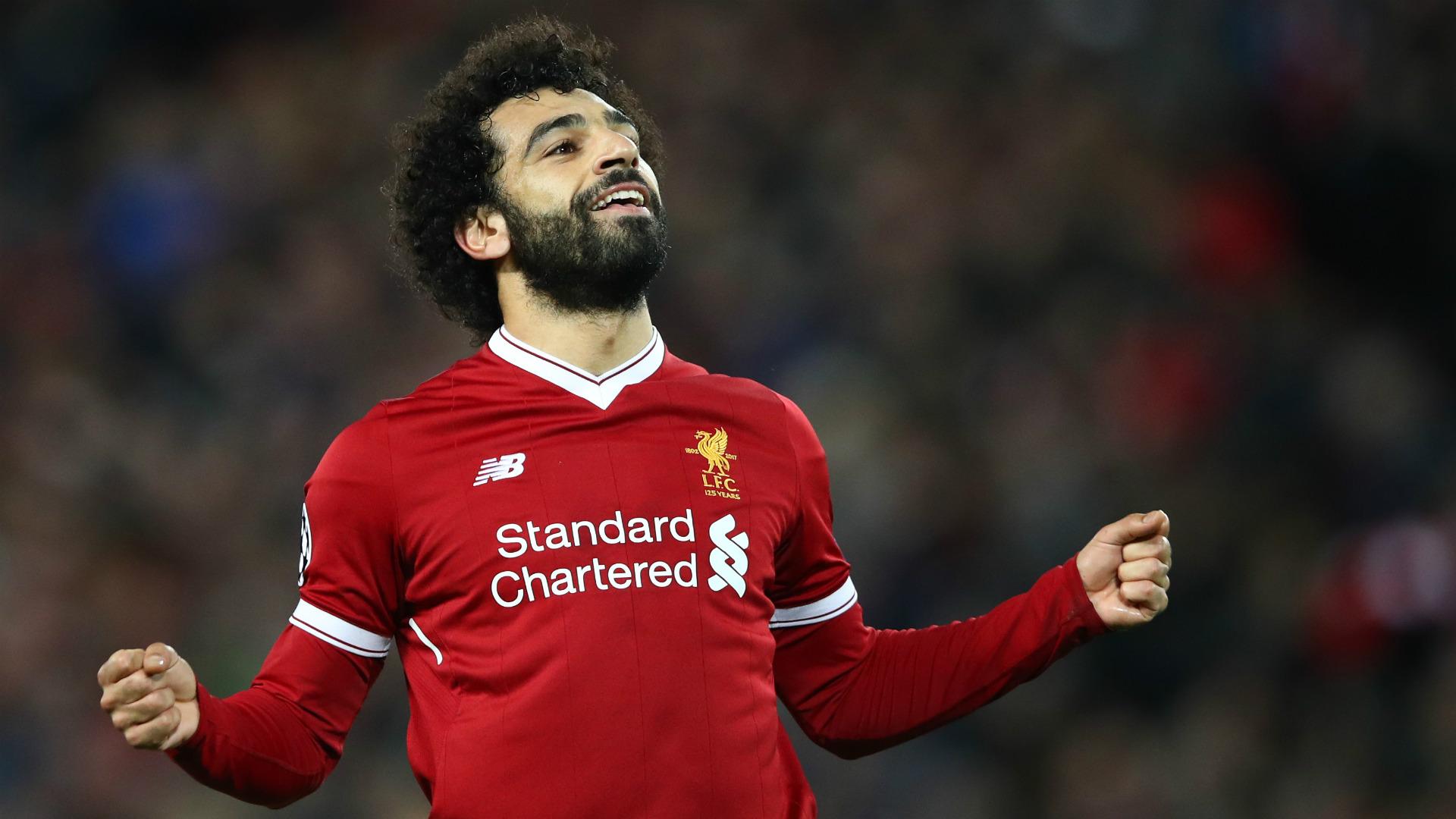 Mohamed Salah Liverpool 2017