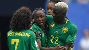 Ajara Nchout: Valerenga striker the heroine as Cameroon beat Cote d'Ivoire
