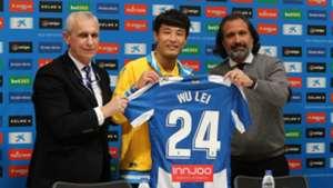 Wu Lei RCD Espanyol