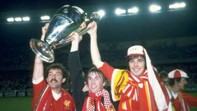 Graeme Souness Kenny Dalglish Alan Hanse Liverpool