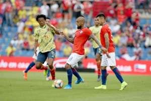 Arturo Vidal - Selección Chilena - Selección Colombia