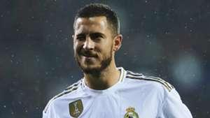 Eden Hazard Eibar vs Real Madrid 2019-20