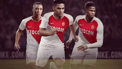 Monaco home kit 2018-19