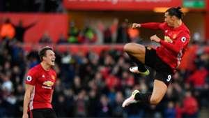 Zlatan Ibrahimovic, Manchester United - Swansea City, 11062017