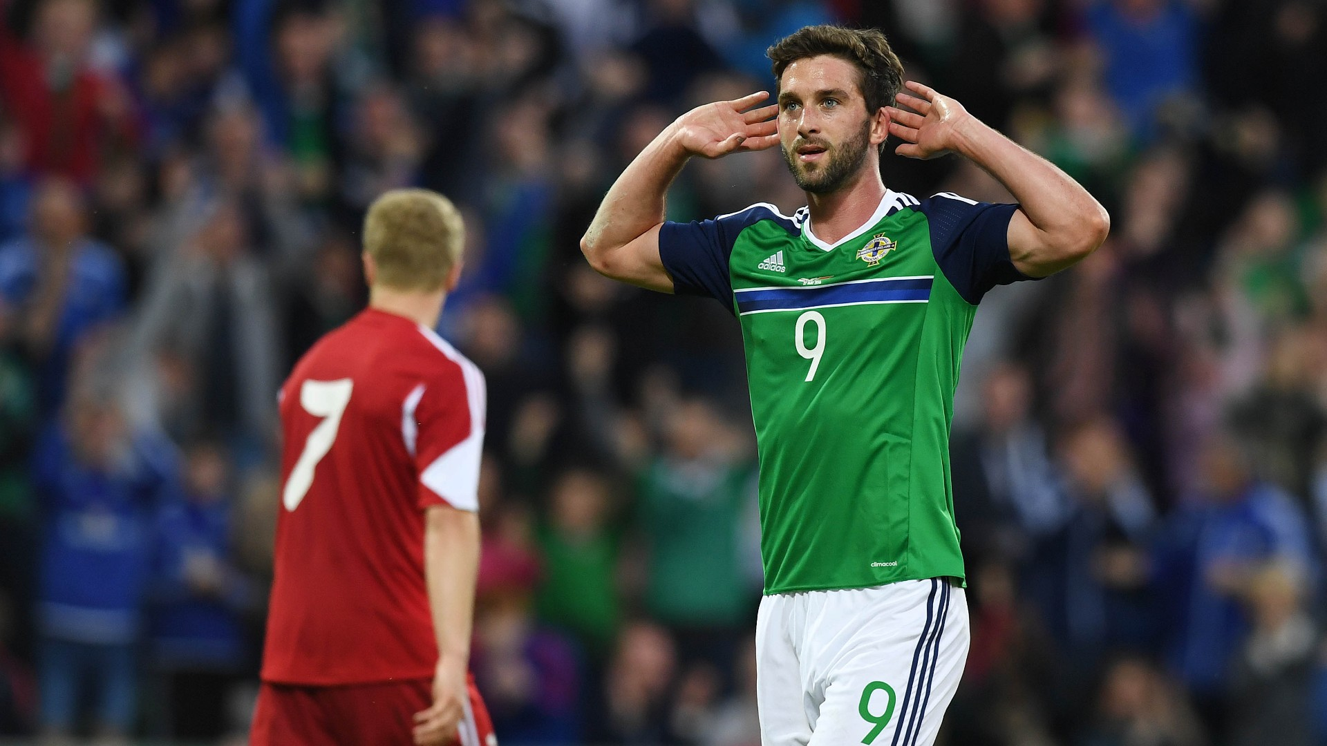 'The song exists because I scored 25 goals!' - Grigg reveals frustration at Euro 2016 cult song
