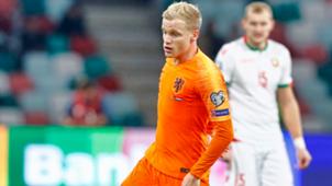 Donny van de Beek Netherlands 10132019