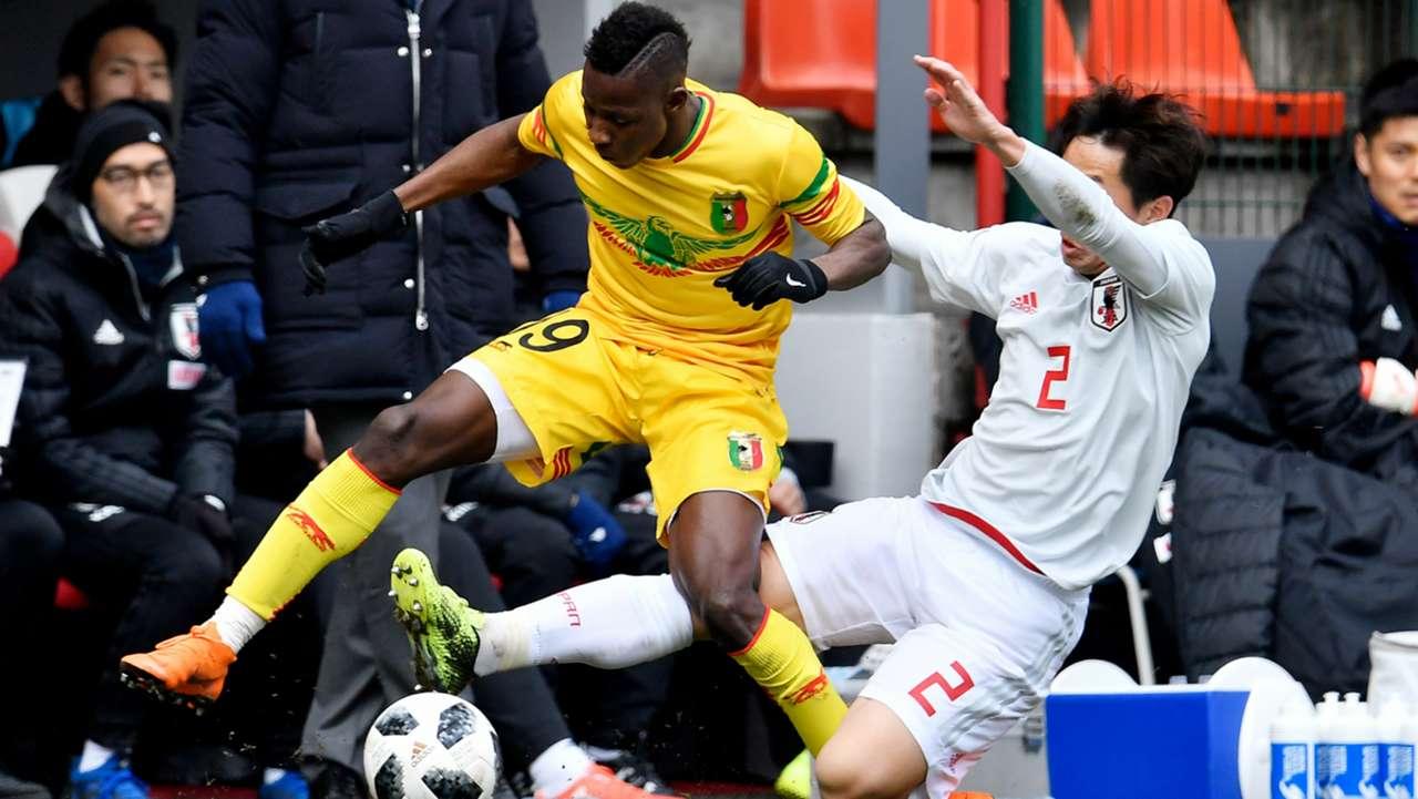 Moussa Djenepo Lüttich 23032018