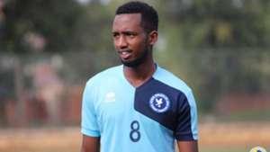 Rwandan star Mico signs for Sofapaka.