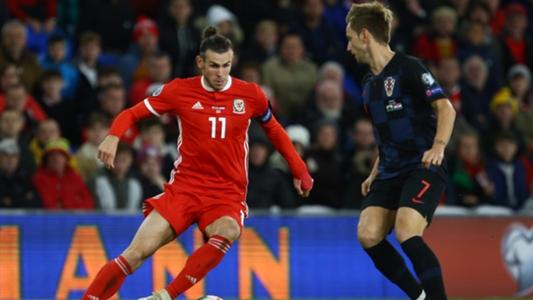 VIDEO: Frech! Gareth Bale macht Ivan Rakitic nass