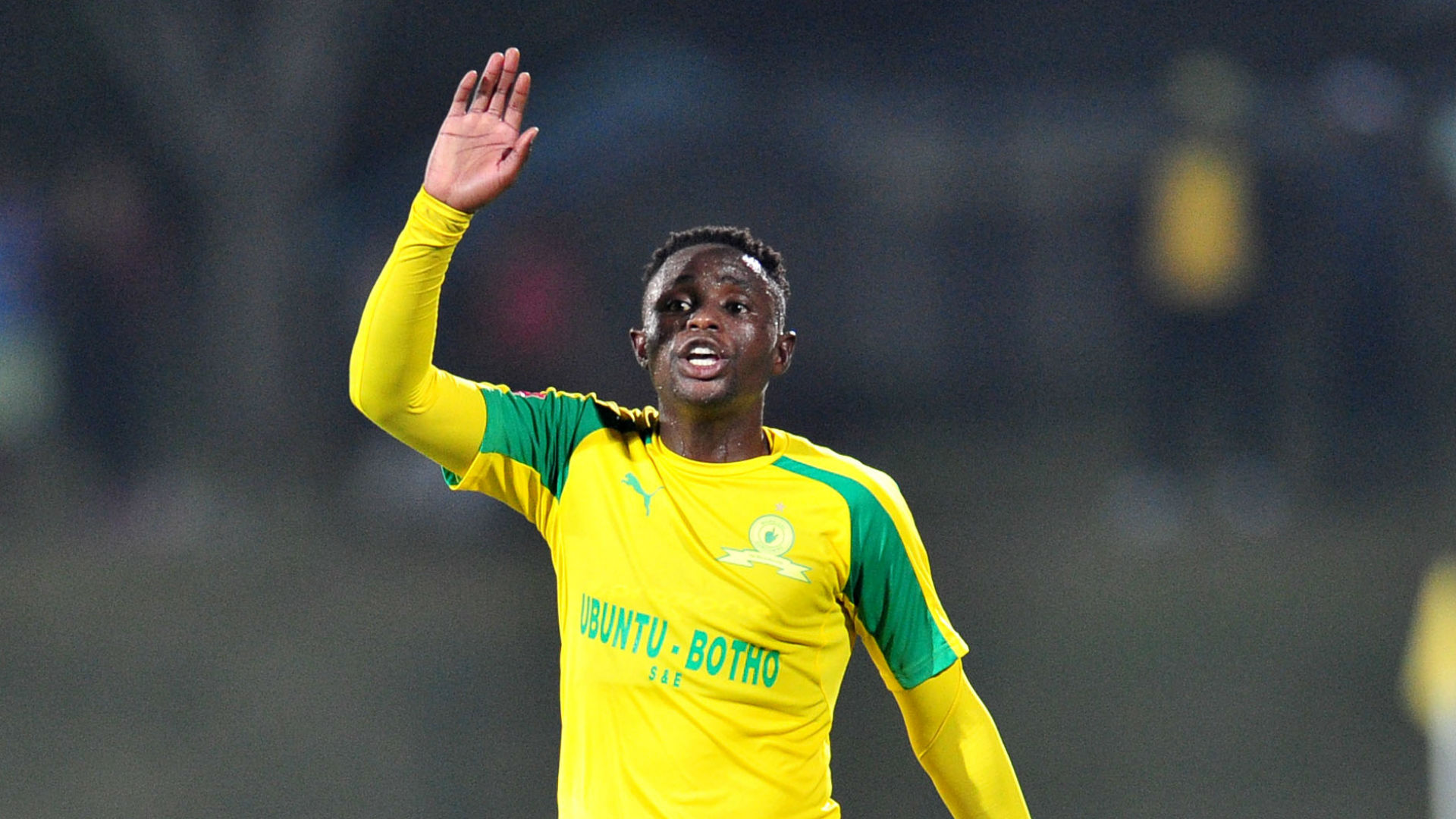 Mohomi: SuperSport United end transfer interest in Mamelodi Sundowns midfielder