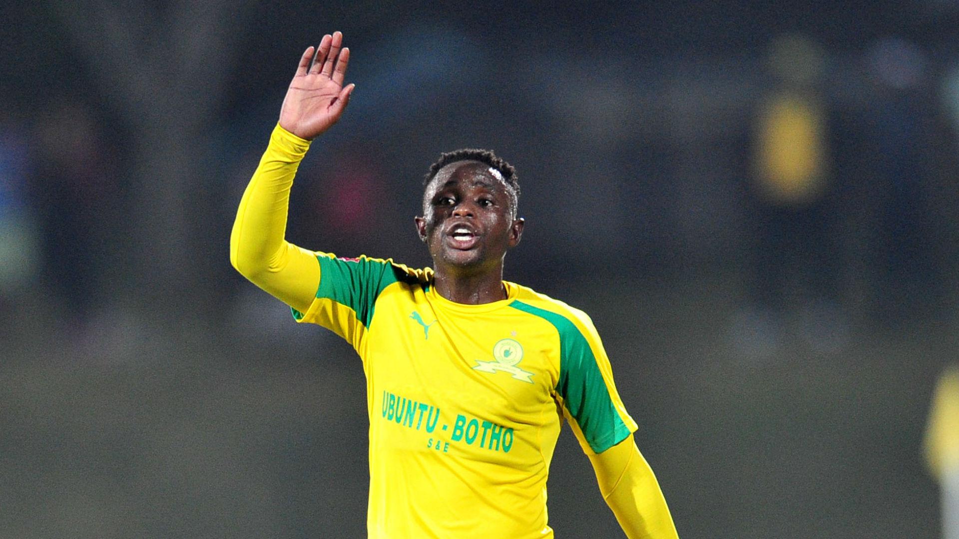 Mohomi: SuperSport United end transfer interest in Mamelodi Sundowns midfielder