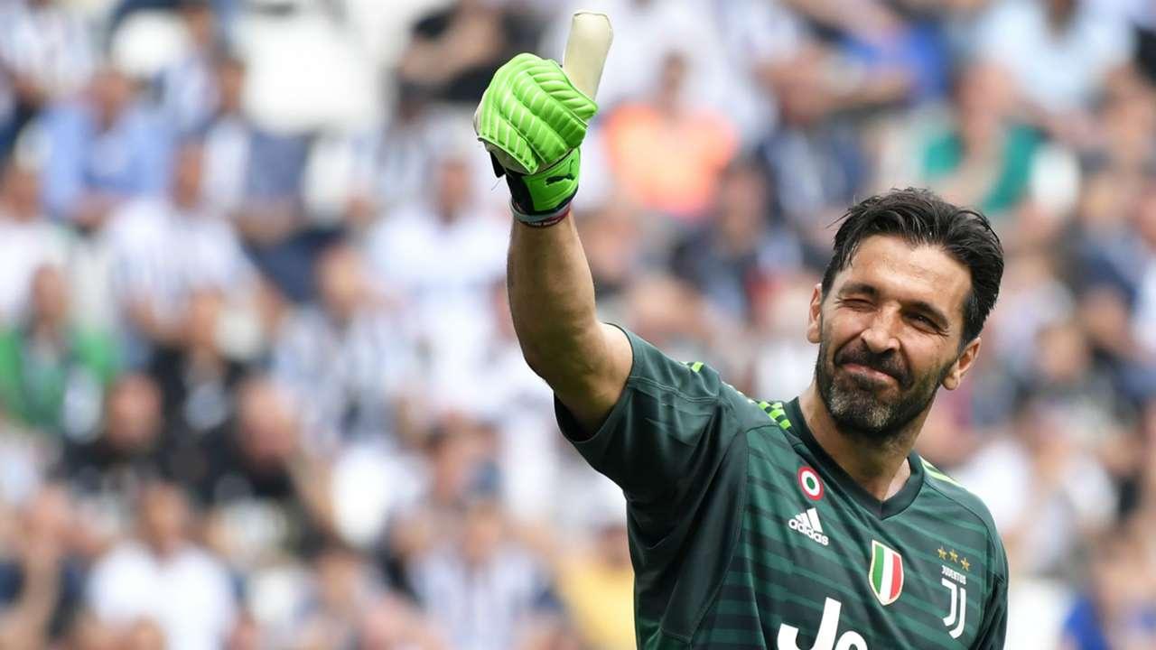 Buffon Juventus Verona Serie A