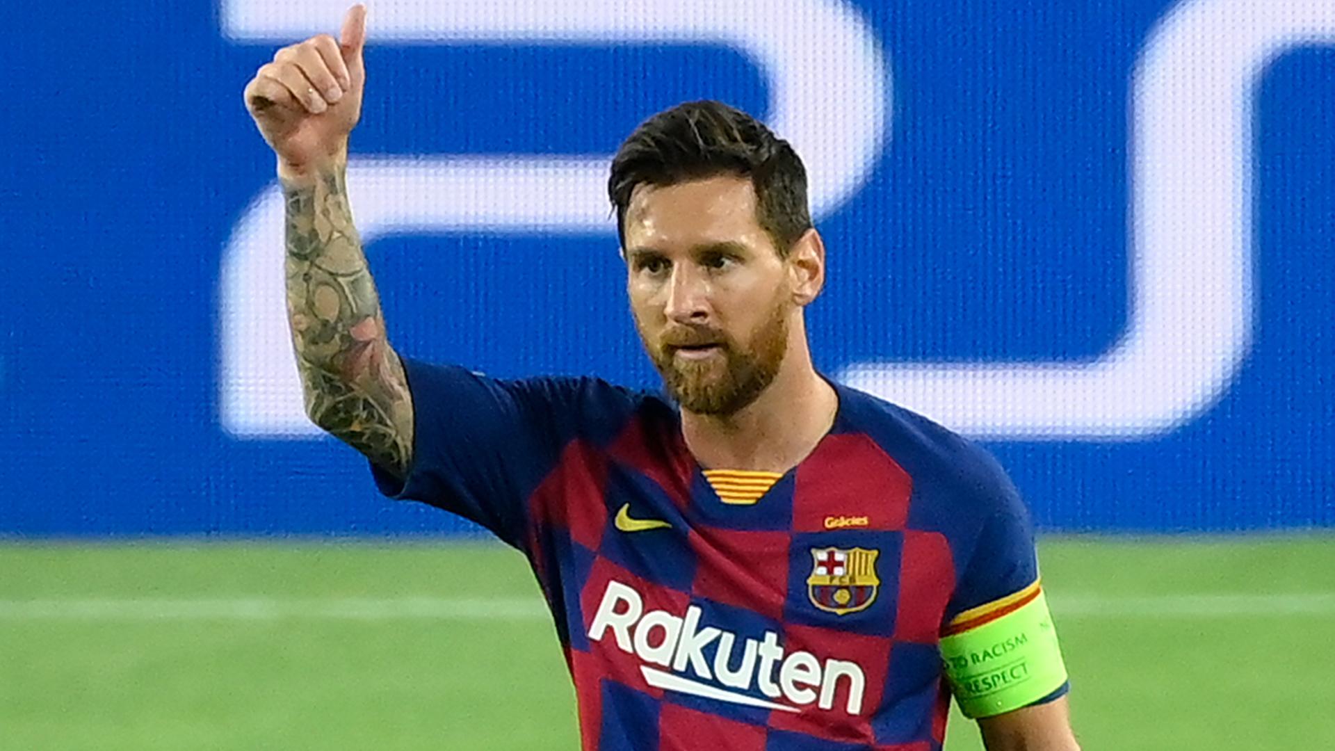 Barcellona-Napoli, il gran gol di Messi analizzato da Del Piero