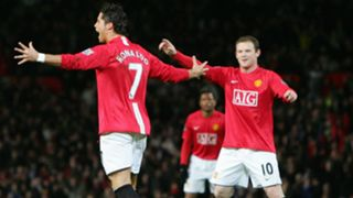 Ronaldo Man United Portsmouth 2008