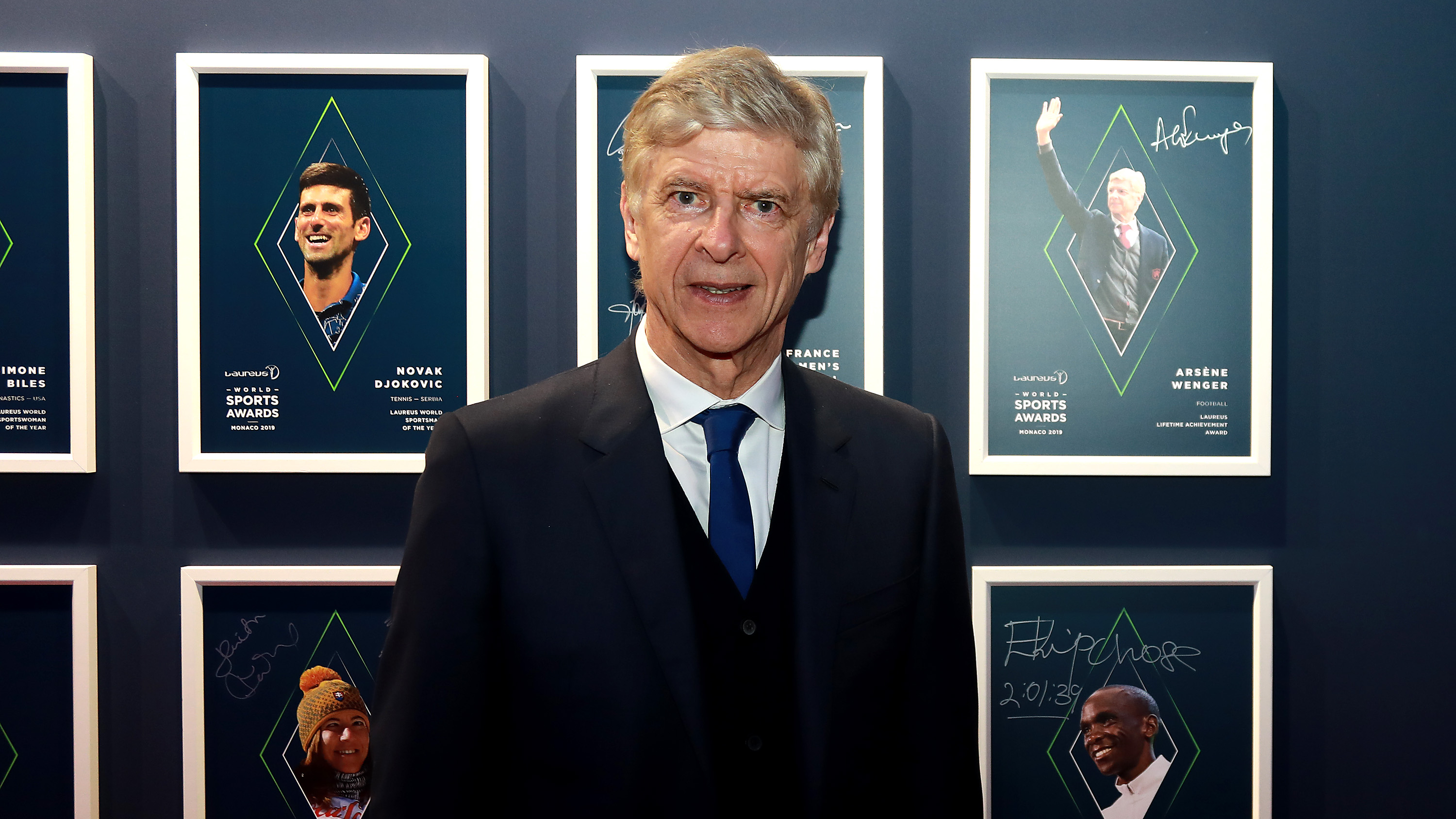 Wenger reveals why he would never be Arsenal's director of football and his one piece of advice to Arteta