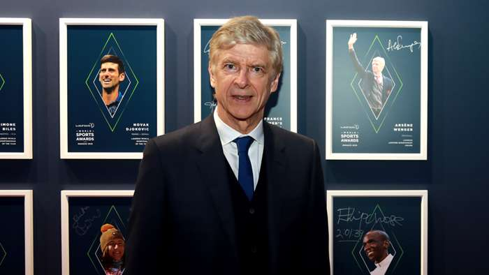 Arsene Wenger 2019