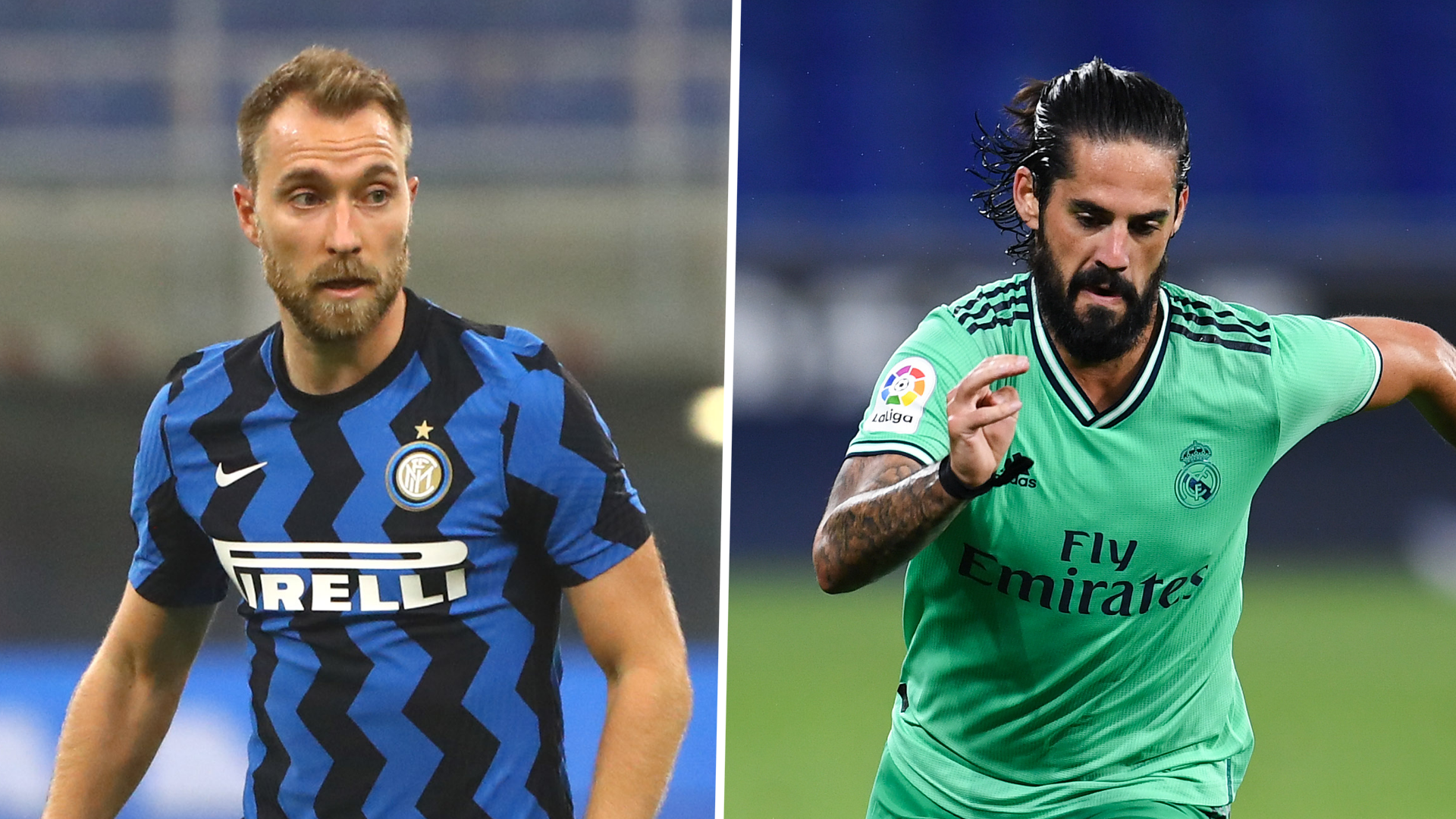 Transfer news and rumours LIVE: Real and Inter hold talks over Eriksen-Isco swap deal