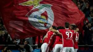 Rafa Silva Benfica Lyon UEFA Champions League 23102019