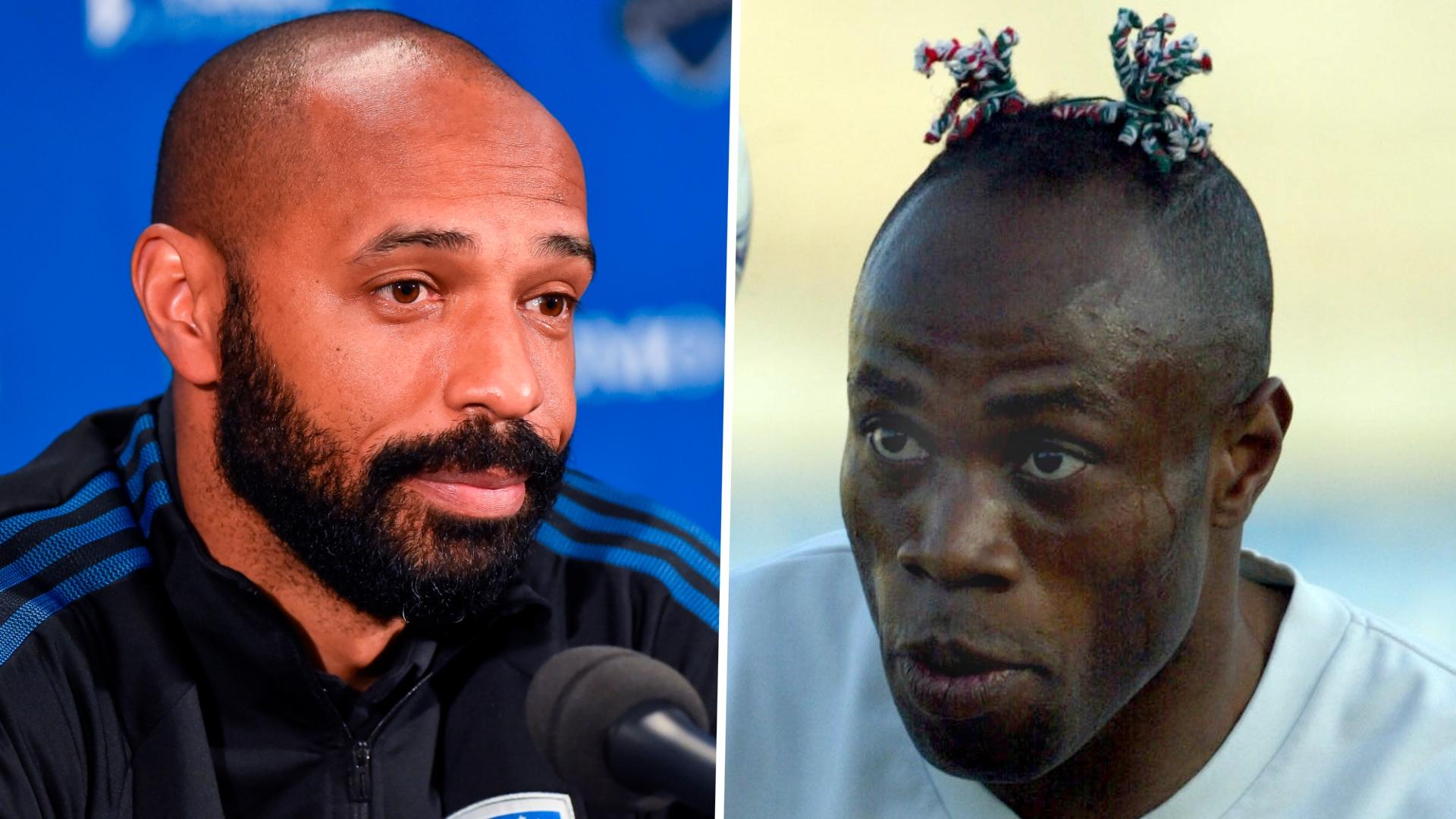 Taribo West: Arsenal legend Henry picks Nigerian as toughest opponent of his career