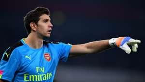 Emiliano Martinez, Arsenal