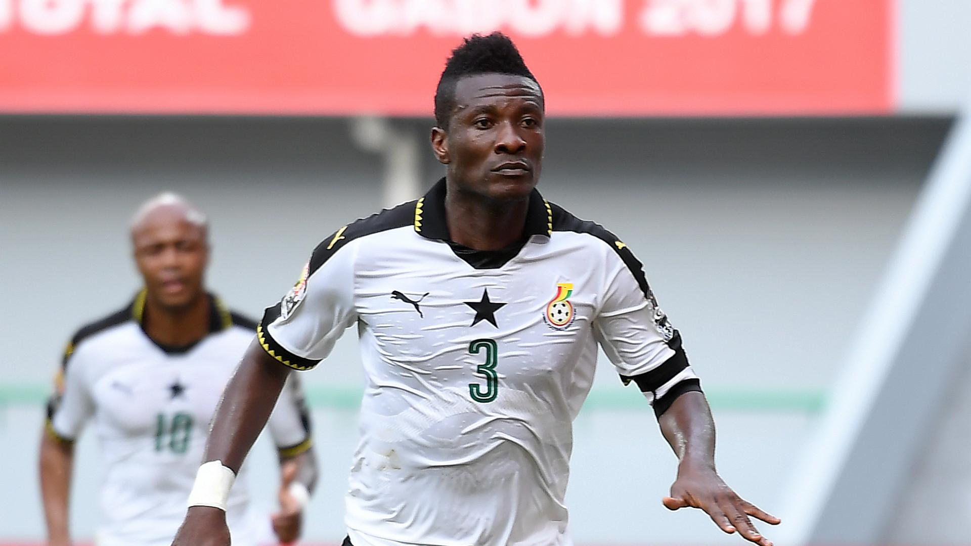 Asamoah Gyan signs for Ghanaian Premier League side Legon Cities   Goal.com