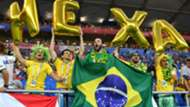 Fans Brazil Switzerland World Cup 17062018