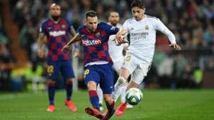 Federico Valverde Jordi Alba Real Madrid FC Barcelona LaLiga 2019-20