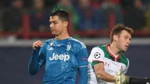 Ronaldo Juventus Lokomotive Moskau 06-11-2019