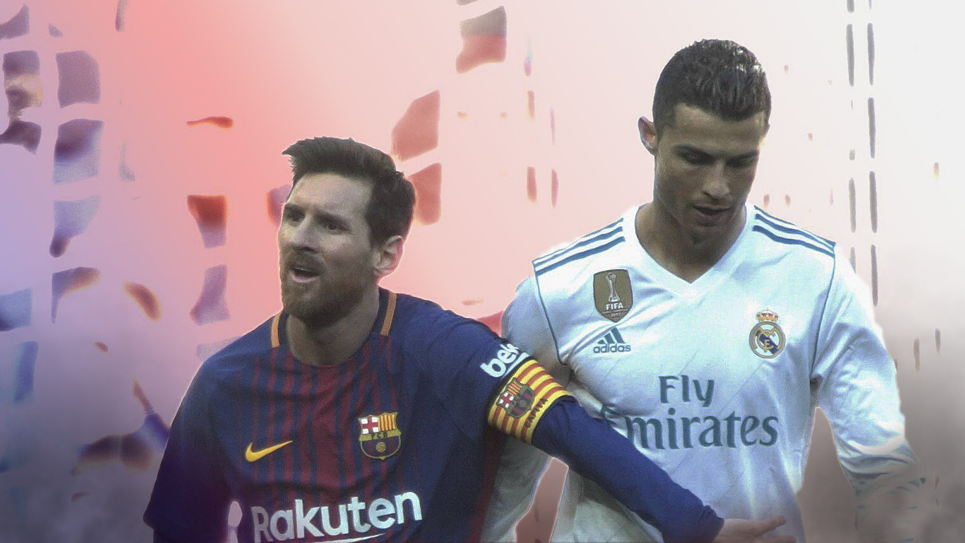 ONLY GERMANY Lionel Messi FC Barcelona Cristiano Ronaldo Real Madrid