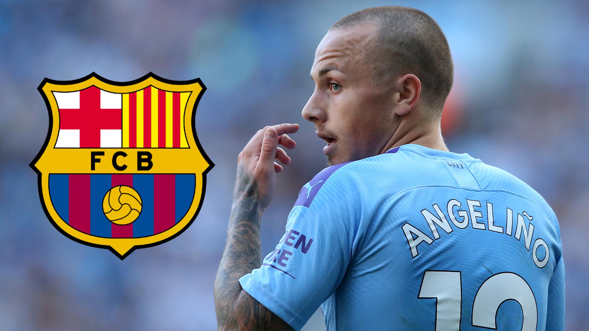 Chuyển nhượng) Barca hỏi mua hậu vệ Man City với giá 25 triệu Bảng ...