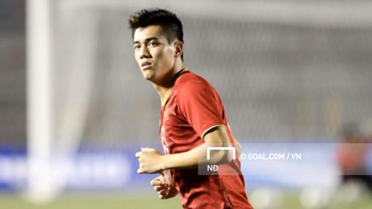 U22 Việt Nam: Tiến Linh mong sớm hồi phục chấn thương để đá trận chung kết   Goal.com