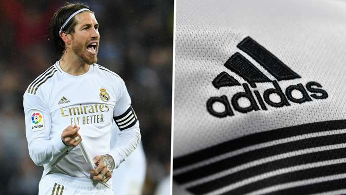 Real Madrid Sergio Ramos 2020-21