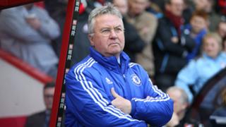 Guus Hiddink Chelsea