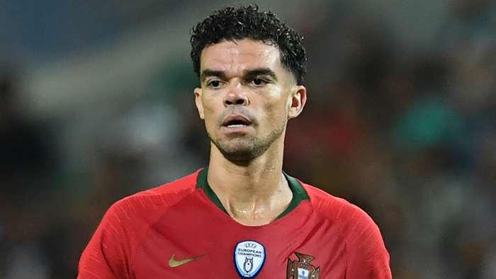 Pepe Portugal 2018