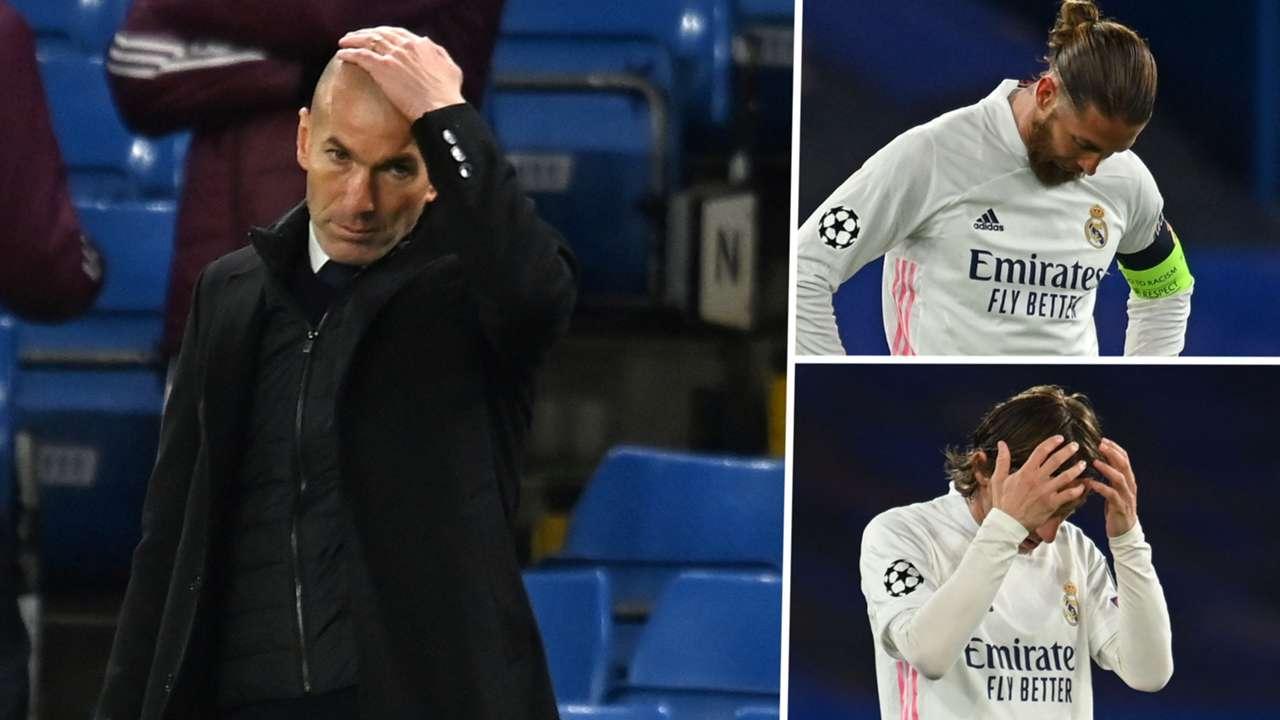 Zidane Ramos Modric Real Madrid GFX