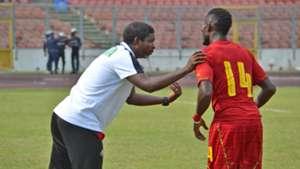 Coach Maxwell Konadu & Ahmed Adams