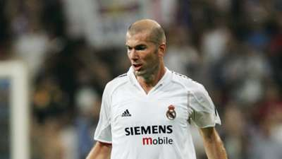 Zinedine Zidane Real Madrid 2004-05