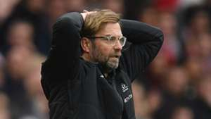 Jurgen Klopp Manchester United Liverpool