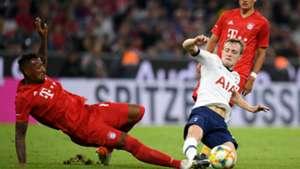 Jerome Boateng Bayern Munchen Tottenham Hotspur Audi Cup 2019