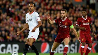 HD N'Zonzi Sevilla Liverpool