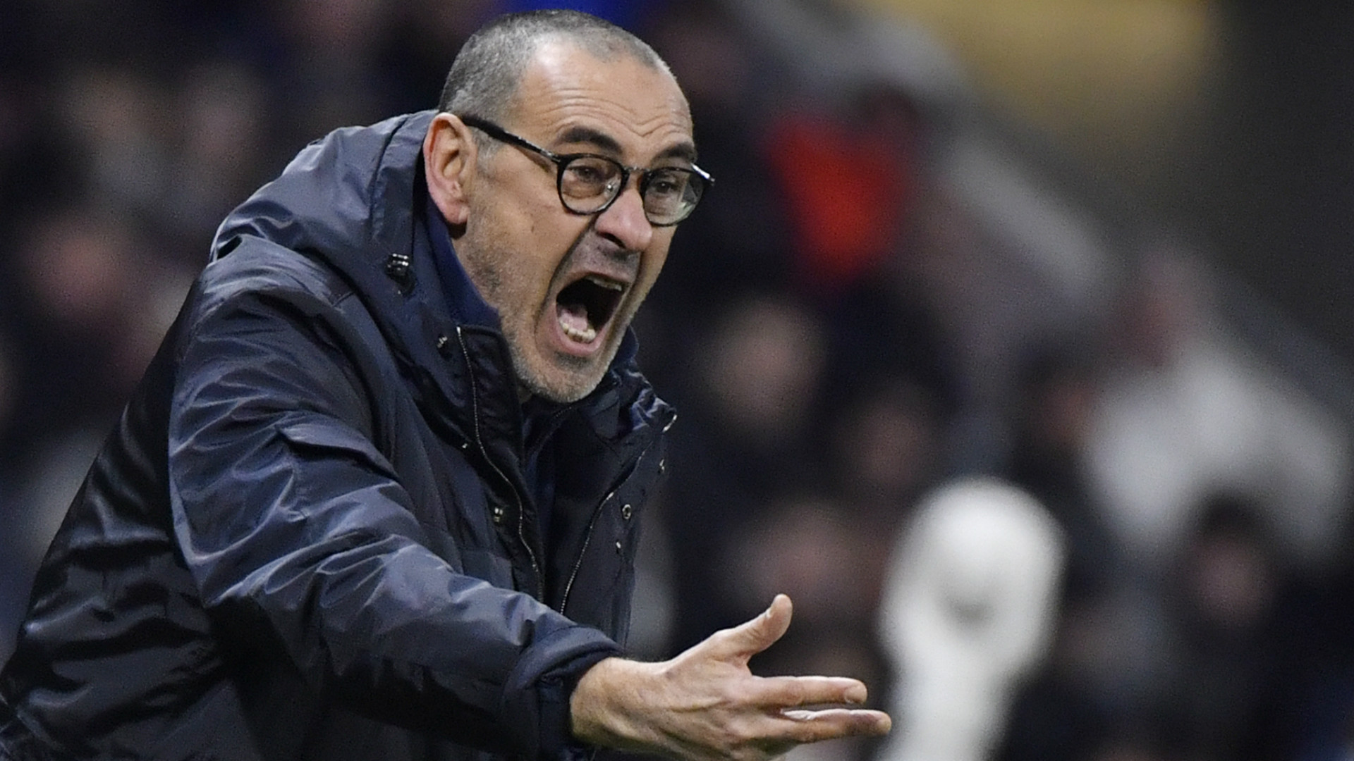 'I find this offensive' - Sarri angry as his Juventus future is questioned after Champions League exit