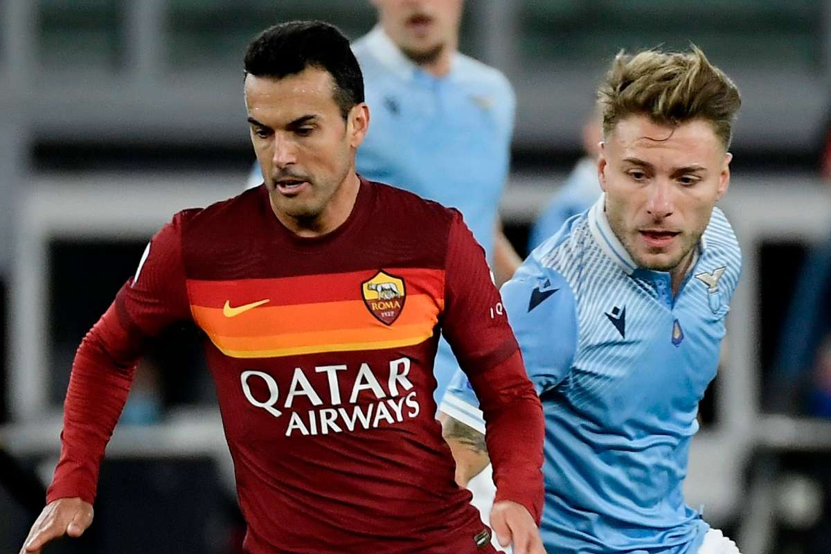 Pedro crosses Rome divide in Lazio transfer as ex-Barcelona & Chelsea star  reunites with Sarri   Goal.com