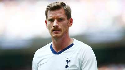 Jan Vertonghen Tottenham 2019-20
