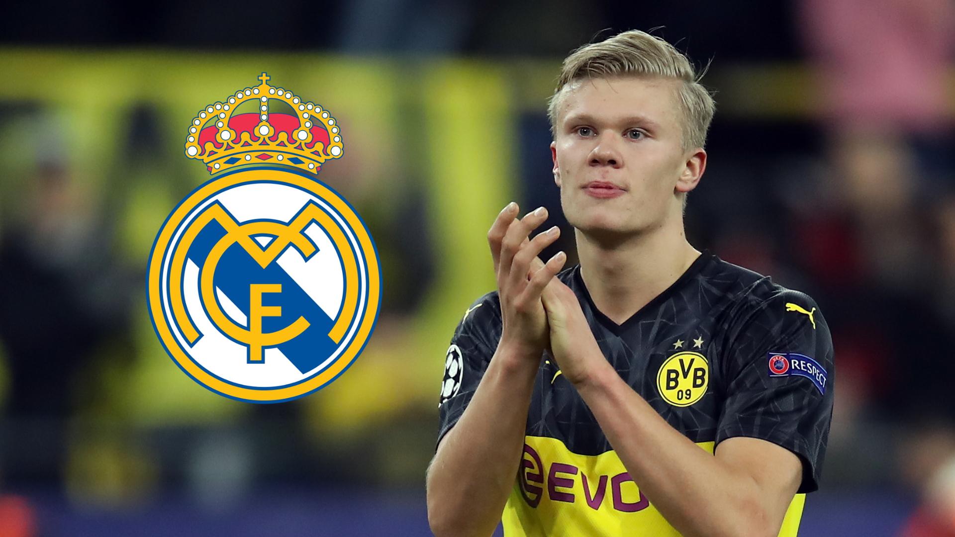 Real Madrid Should ve Beaten Dortmund To Haaland Figo Questions Blancos Scouting Goal com