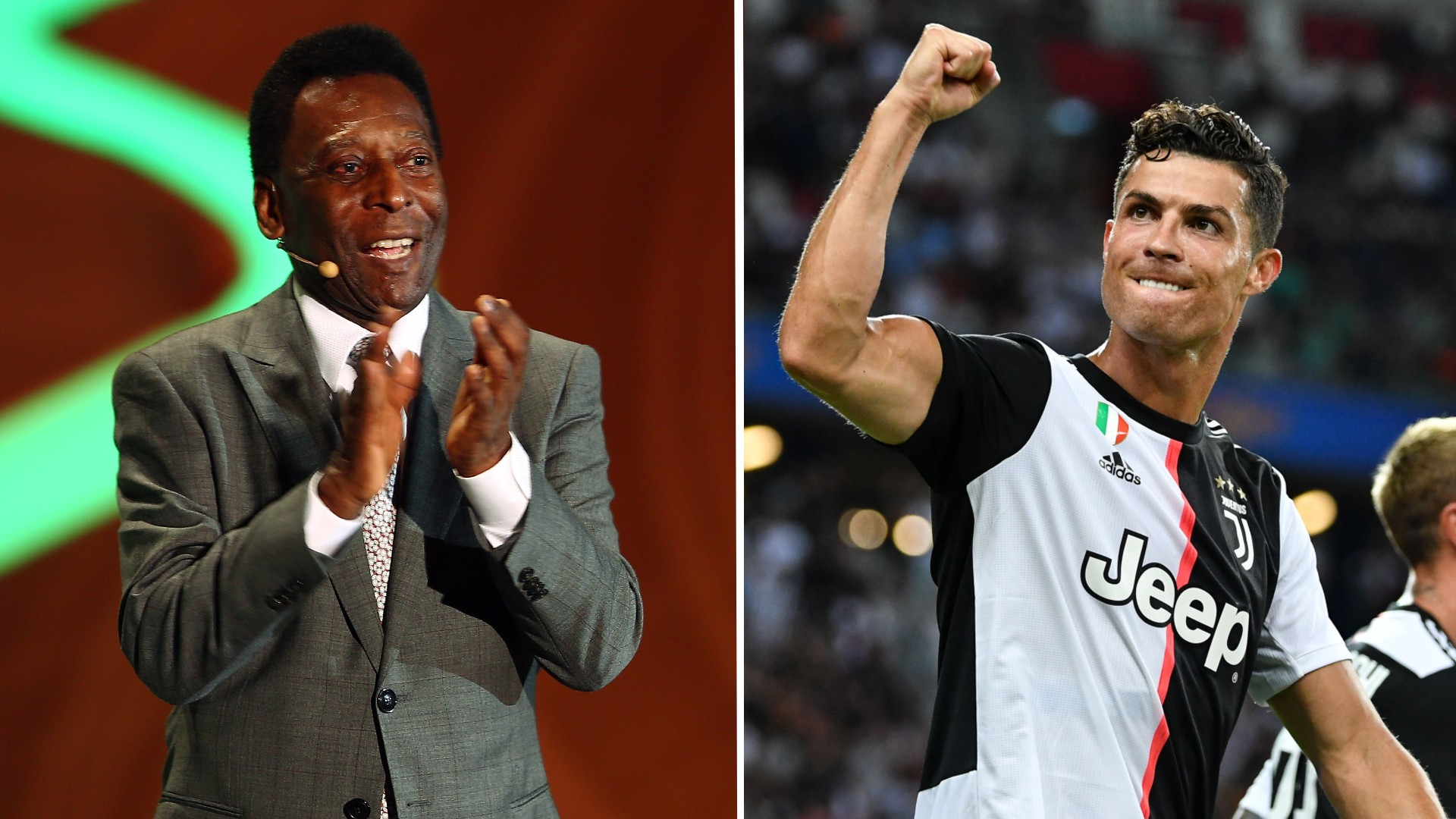 Ronaldo is the 'modern athlete', says Pele, after seeing Juventus superstar capture Serie A crown